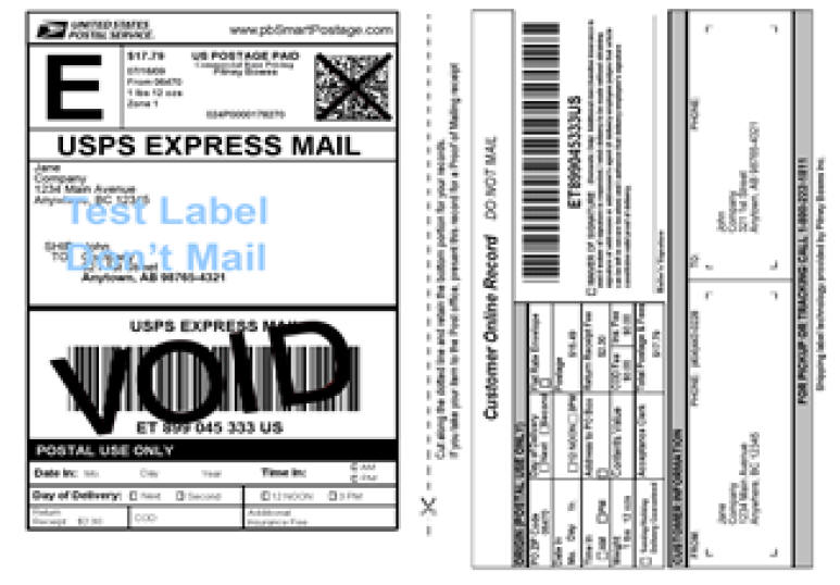 Usps Print Shipping Labels - Best Ship 2017